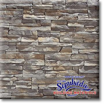 Stacked Stone Nantucket From Sepulveda Building Materials